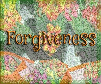 Forgiveness-Not Blaming The Victim