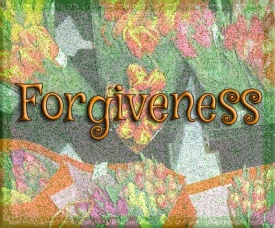 Forgiveness-Not Blaming The Victim